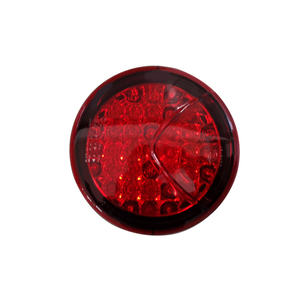 HC-B-2240 Emark Certificate Round Bus Light Rear Lamp