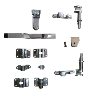 HC-B-10305 LOCK STAINLESS STEEL