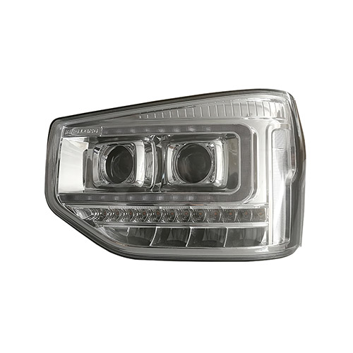 HC-B-1613 bus headlamp led front light flash type