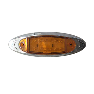 HC-B-14045-4 LED SIDE LAMP 170*60MM 24V 12LEDS