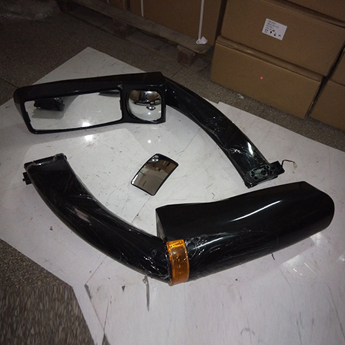 HC-B-11154 BUS MIRROR WITH LAMP