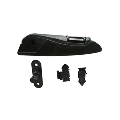 HC-B-16179-1 Engineering truck bus armrest whole black