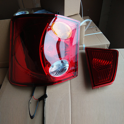 HC-B-2066 BUS REAR LAMP W/DECORATION BOARD