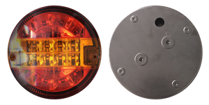 HC-B-2706 REAR LAMP DIA 140