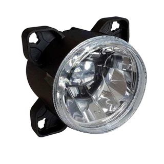HC-B-3080 E-mark LED BUS LOW BEAM DIA90 W/ STEEL BRACKET