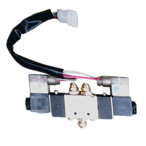 HC-B-20021 BUS 2-WAY,5 PORT SOLENOID VALVE