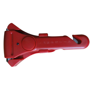 HC-B-8018 bus emergency hammer breaker hammer crusher with theft -proof device