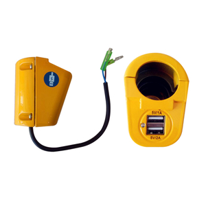 HC-B-65004 USB SOCKET ONE LINE