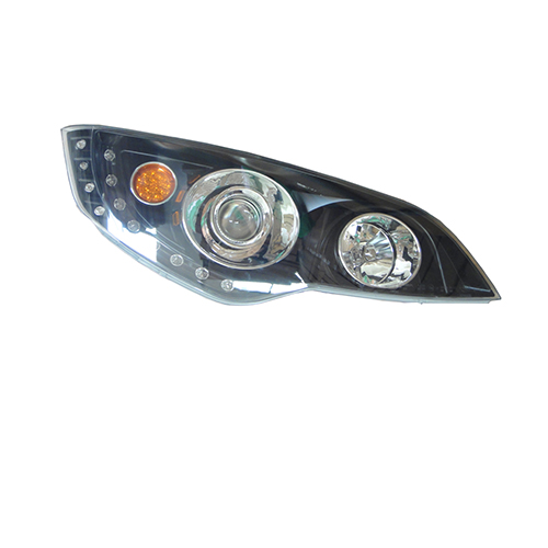 HC-B-1302 BUS HEAD LAMP 615*371 W/EMARK