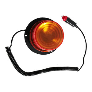 HC-B-55024 BUS WARNING LAMP RED/YELLOW/BLUE/GREEN/WHITE ABS 10W