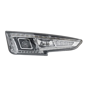 HC-B-1629-1 BUS AUTO LAMP HEADLIGHT FIBER FRONT LAMP