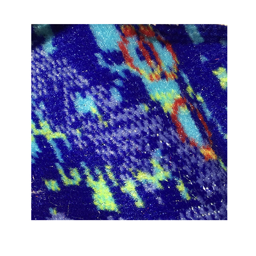 HC-B-17058 double rapier bus coach seat fabric bus parts