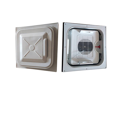 HC-B-7014 BUS AUTO SAFE EXIT SKYLIGHT HEIGHTENED STYLE SIZE:700*700*160MM HOLE SIZE:610*610*R100